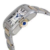 CARTIER Tank Anglaise Automatic Ladies Watch W5310047